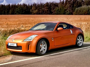 The 350z Has Er Proportions And Weighs 200 Pounds Less Than G35
