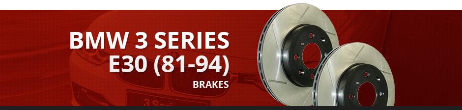 BMW 3 SERIES E30 (81-94) BRAKES