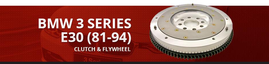 BMW 3 SERIES E30 (81-94) CLUTCH & FLYWHEEL