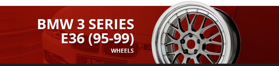 BMW3 Series E36 (95-99) Wheels