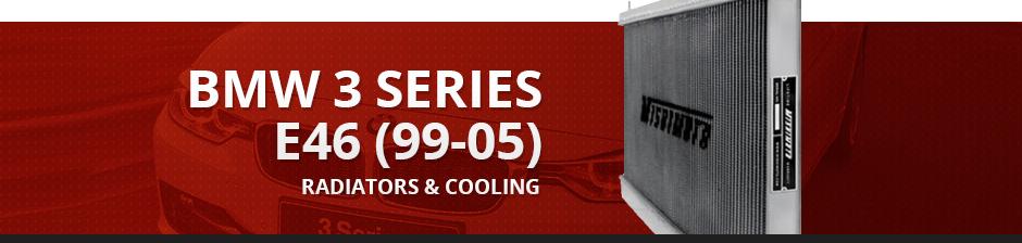 BMW3 Series E46 (99-05) Radiators Cooling