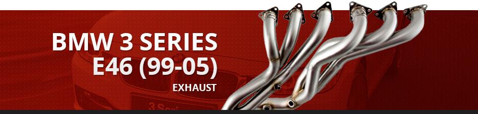 BMW3 Series E46 (99-05) Exhaust