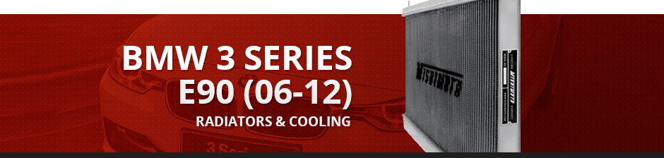 BMW3 Series E90 (06-12) Radiators and Cooling