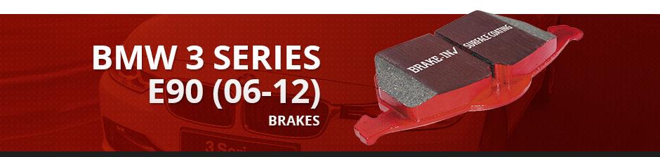BMW3 Series E90 (06-12) Brakes