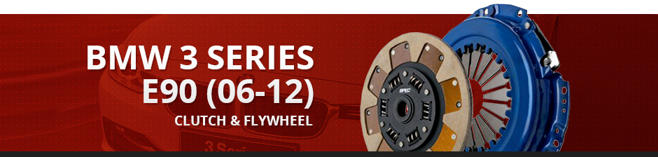 BMW3 Series E90 (06-12) Clutch and Flywheel