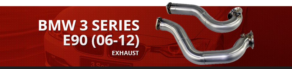 BMW3 Series E90 (06-12) Exhaust