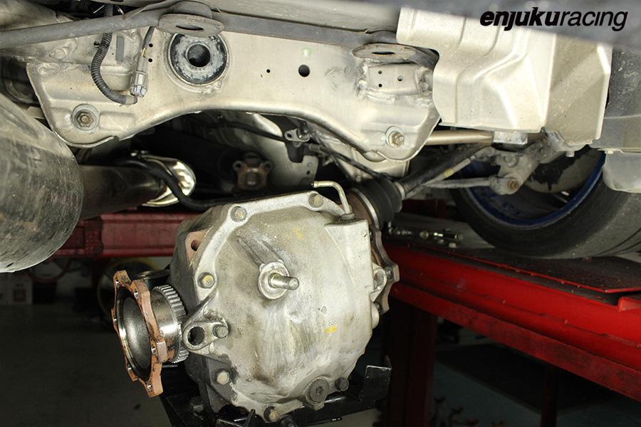 Tech Doc: G35/350z Differential Removal - Enjuku Racing Parts, LLC