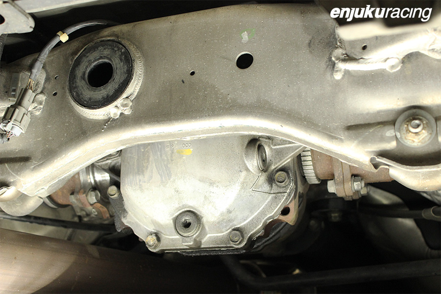 Tech Doc: G35/350z Differential Removal - Enjuku Racing Parts, LLC