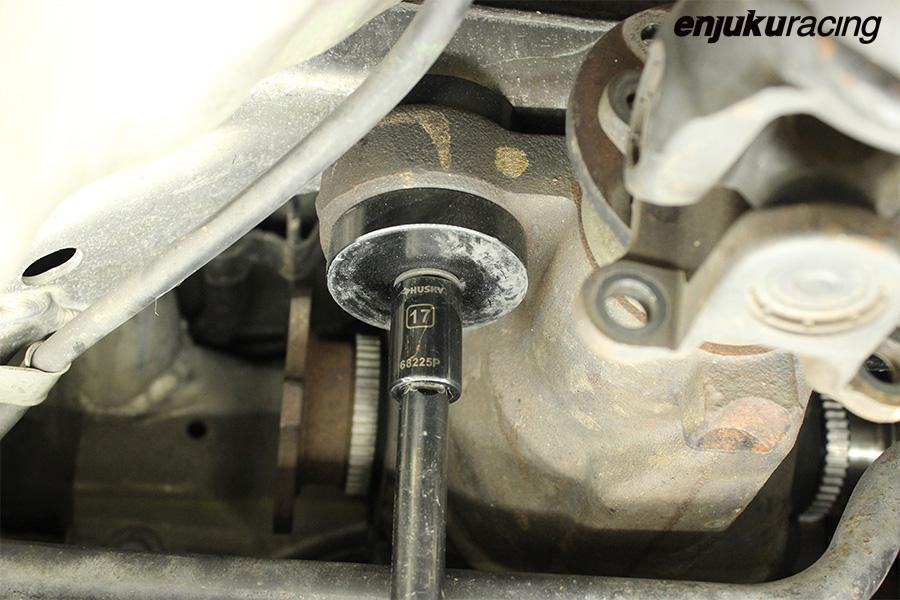 Tech Doc: G35/350z Differential Removal - Enjuku Racing