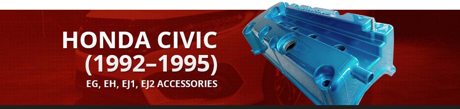HONDA CIVIC (1992–1995) - EG, EH, EJ1, EJ2 ACCESSORIES