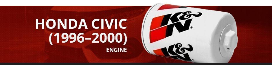 HONDA CIVIC (1996–2000) ENGINE
