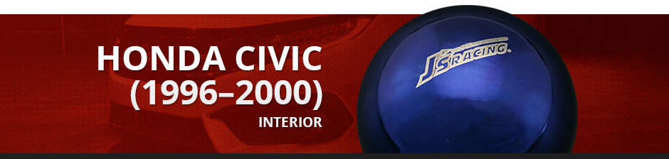 HONDA CIVIC (1996–2000) INTERIOR