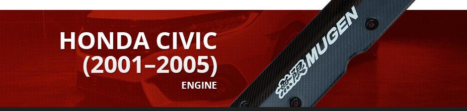 HONDA CIVIC (2001–2005) ENGINE