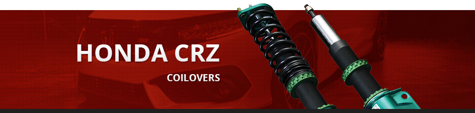HONDA CRZ COILOVERS