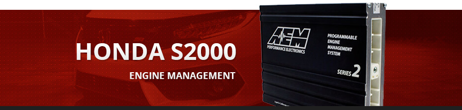 HONDA S2000 ENGINE MANAGEMENT