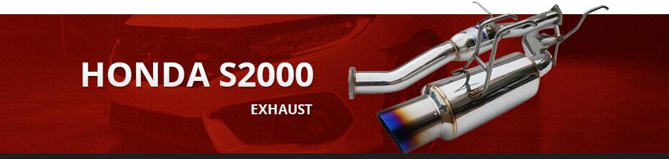 HONDA S2000 EXHAUST