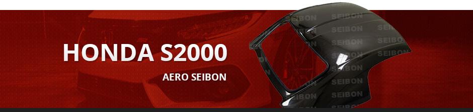 HONDA S2000 AERO SEIBON