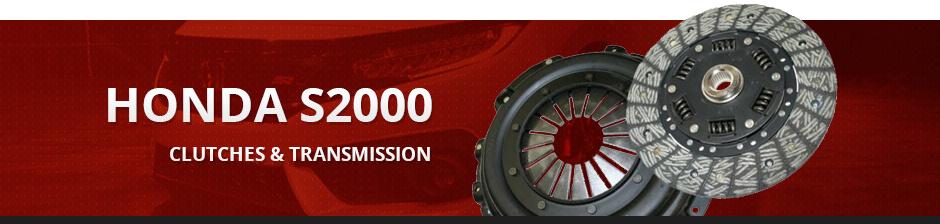 HONDA S2000 CLUTCHES & TRANSMISSION