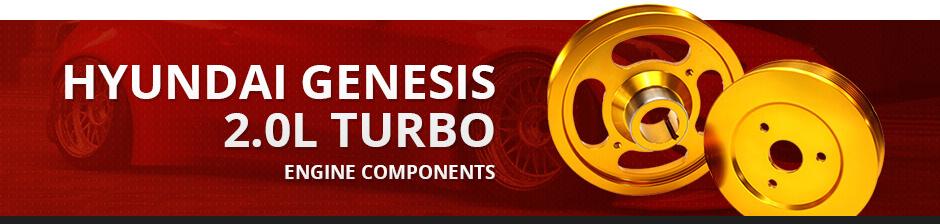 HYUNDAI GENESIS 2.0L TURBO