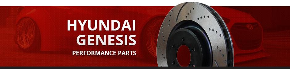 Hyundai Genesis Performance Parts | Get Them Here