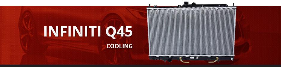 INFINITI Q45 COOLING