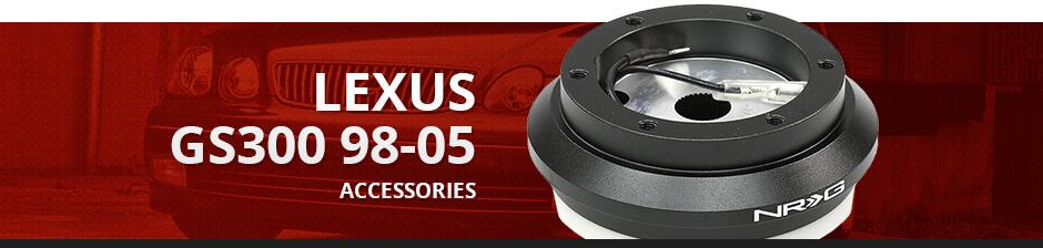 LEXUS GS300 98-05 ACCESSORIES
