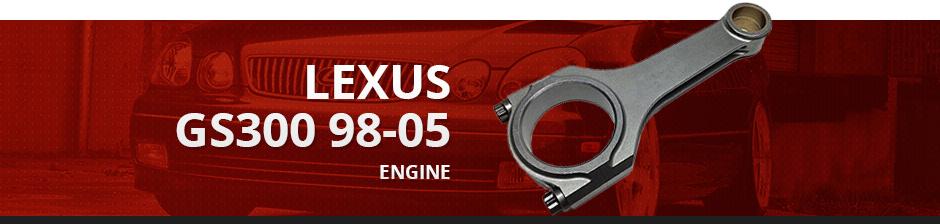 LEXUS GS300 98-05 ENGINE