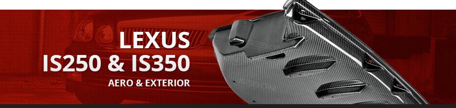 LEXUS IS250 & IS350 AERO & EXTERIOR