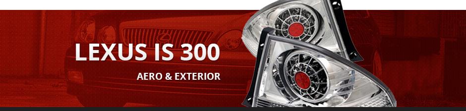 LEXUS IS300 AERO & EXTERIOR