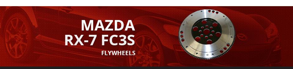 MAZDA RX7 FC3S FLYWHEELS