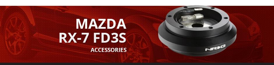 MAZDA RX7 FD3S ACCESSORIES
