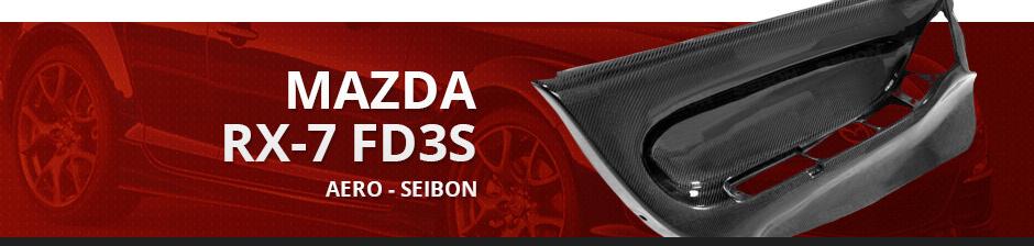 MAZDA RX7 FD3S AERO - SEIBON
