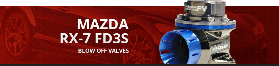 MAZDA RX7 FD3S BLOW OFF VALVES