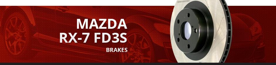 MAZDA RX7 FD3S BRAKES