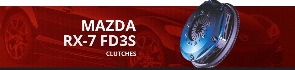MAZDA RX7 FD3S CLUTCHES