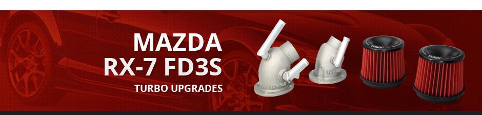 MAZDA RX7 FD3S TURBO UPGRADES