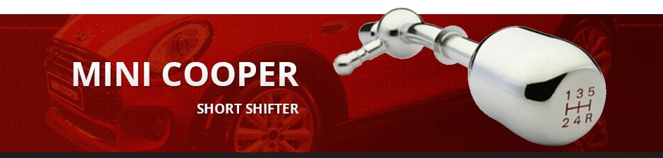 MINI COOPER SHORT SHIFTER