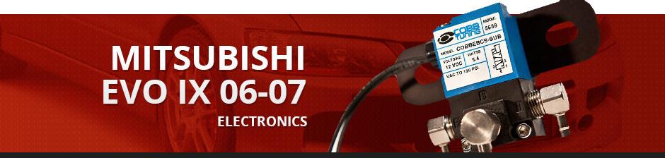 MITSUBISHI EVO IX 06-07 ELECTRONICS