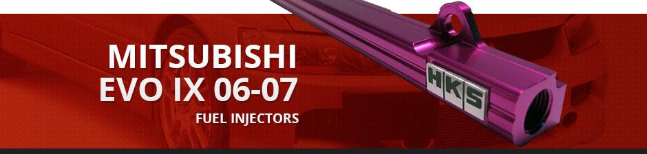 MITSUBISHI EVO IX 06-07 FUEL INJECTORS