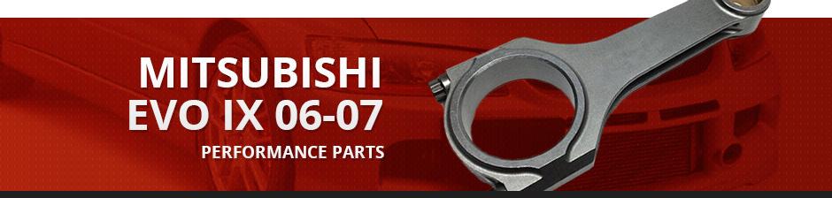 MITSUBISHI EVO IX 06-07 PERFORMANCE PARTS