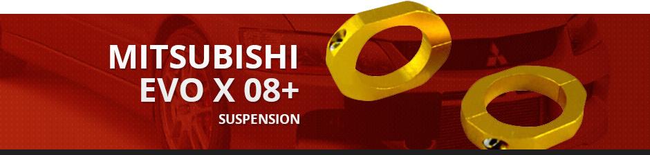 MITSUBISHI EVO X 08+ SUSPENSION
