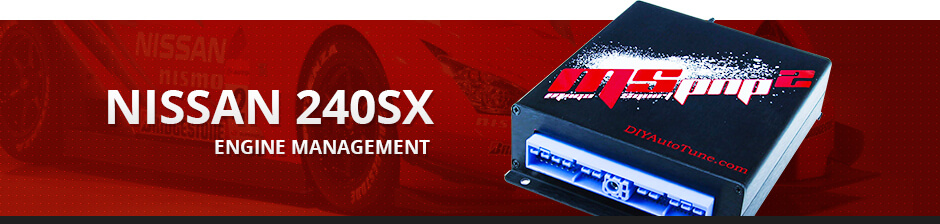 NISSAN 240SX ENGINE MANAGEMENT