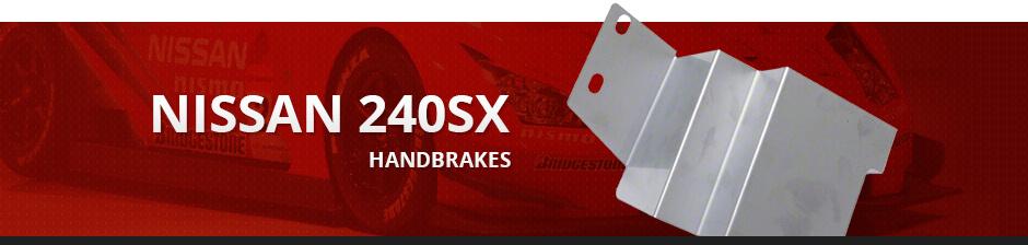 NISSAN 240SX HANDBRAKES