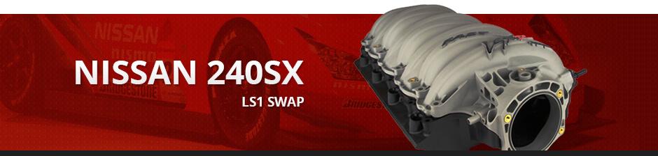 240sx LS1 Swap | Give your Nissan the Horsepower It Deserves