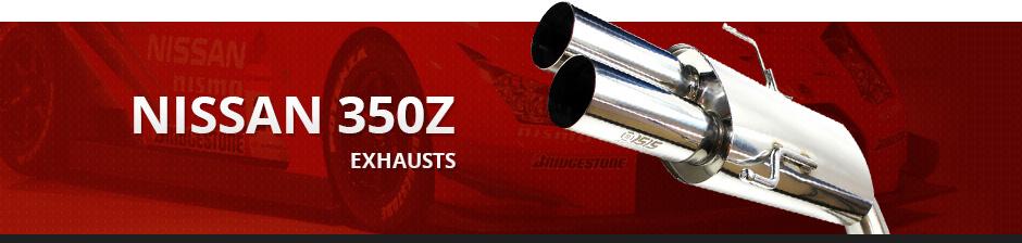 NISSAN 350Z EXHAUST