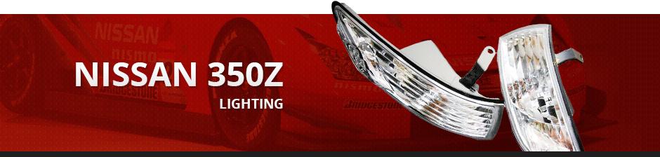 NISSAN 350Z LIGHTING