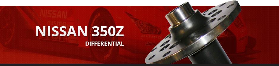 NISSAN 350Z DIFFERENTIAL