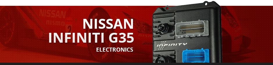NISSAN INFINITI G35 ELECTRONICS