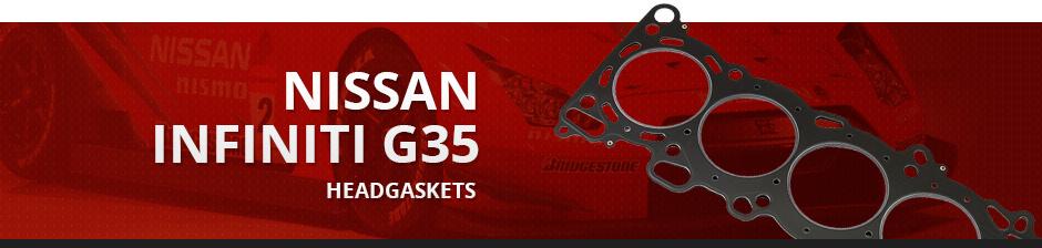 NISSAN INFINITI G35 HEADGASKET