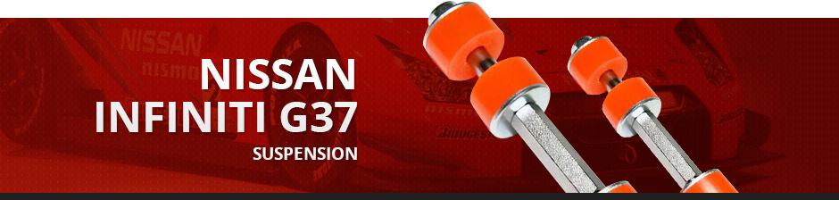 NISSAN INFINITI G37 SUSPENSION